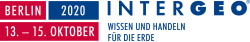 INTERGEO Logo in Graustufen